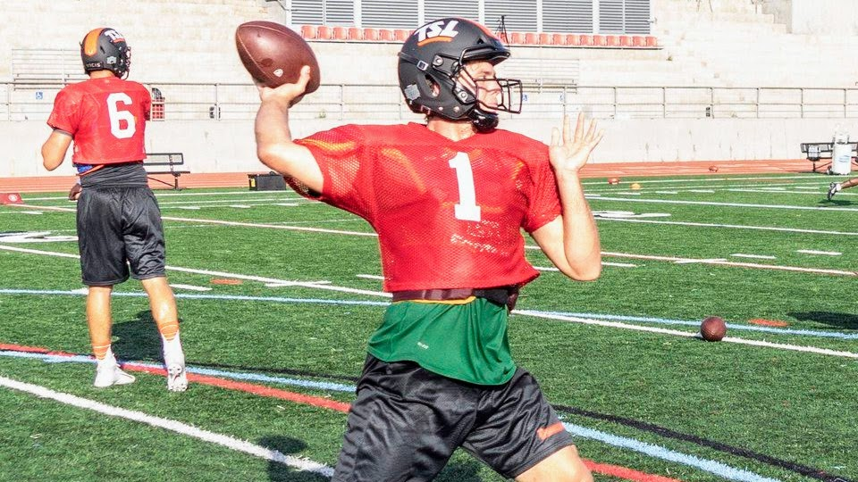 TSL Alum QB Kevin Anderson Signs with CFL's Winnipeg Blue Bombers! - The Spring League